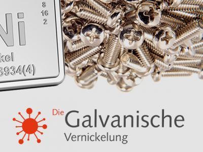 Die galvanische Vernickelung