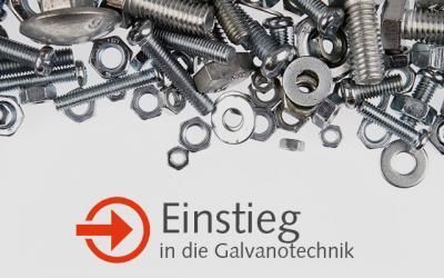 Einstieg in die Galvanotechnik