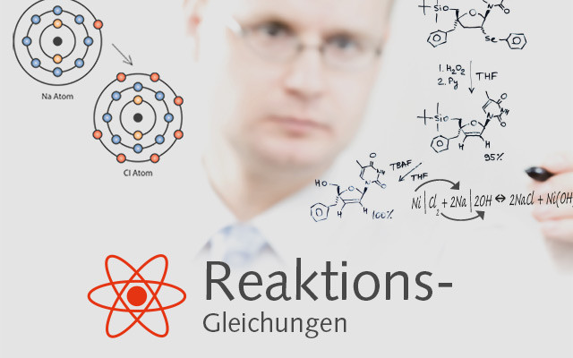 Kurs Reaktionsgleichungen